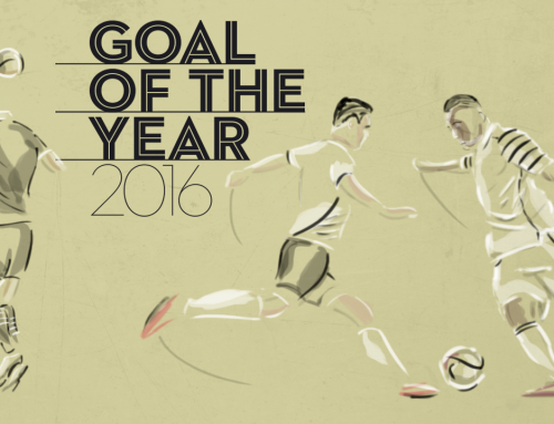 Animated top 3 Goals of 2016 / PAOK FC