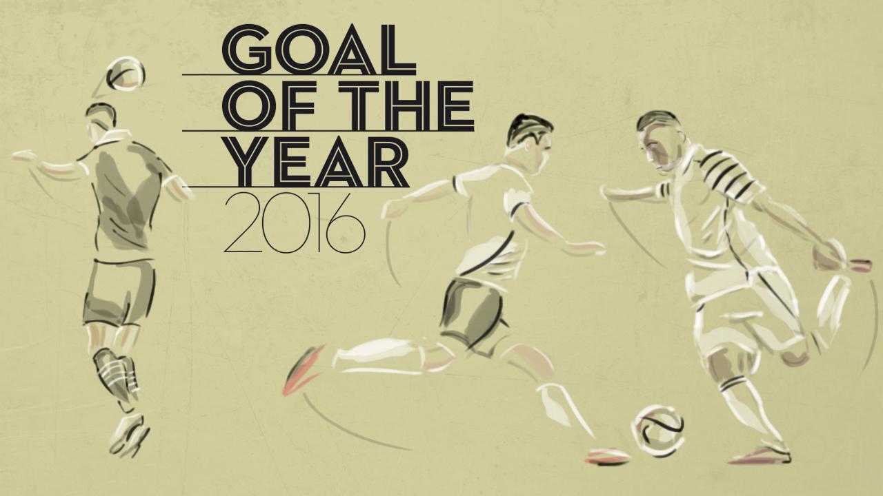 PAOK FC top goals - Smado Animation