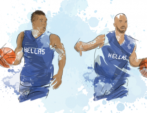 Greece – Basketball World Cup 2019