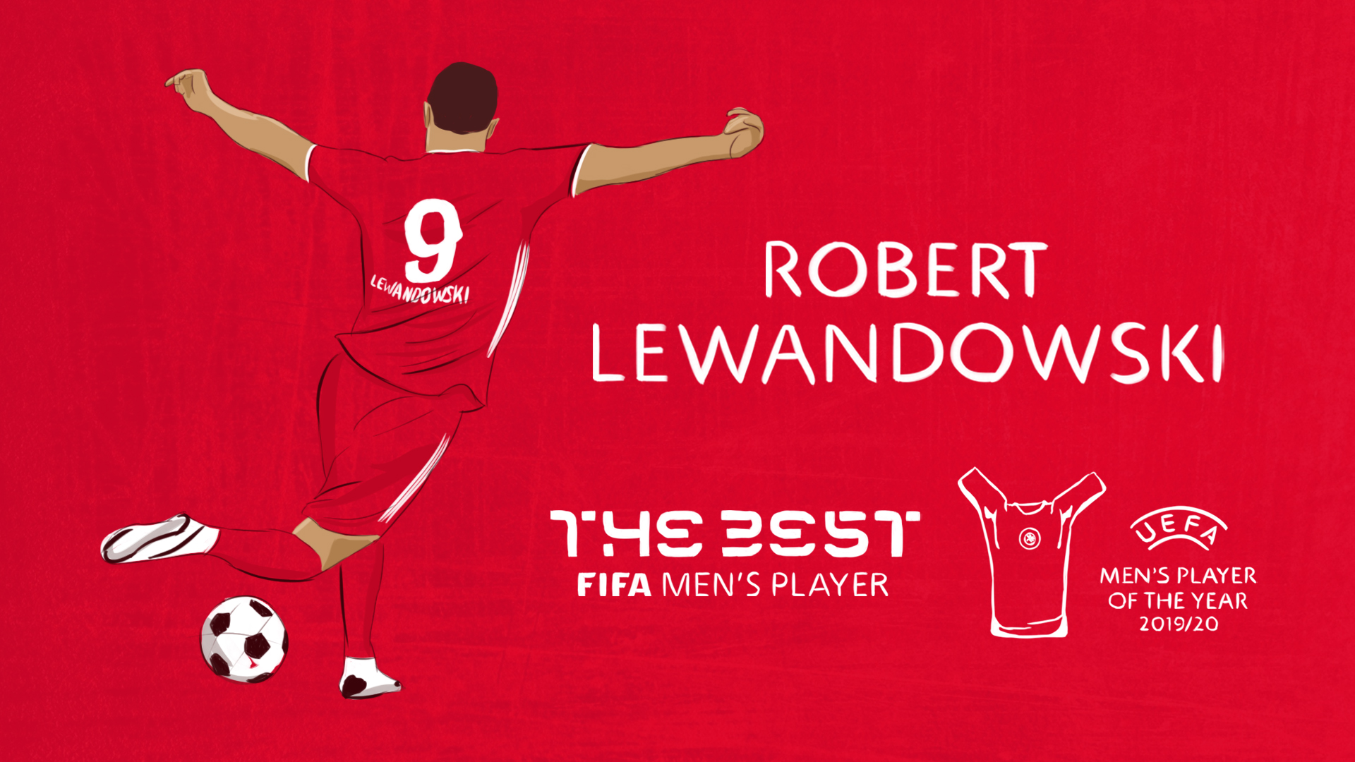 Robert Lewandowski - Smado Animation